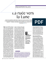 Lune-Sciences Et Avenir - Avril 2018