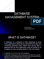 Database Management System by Sandeep Rai