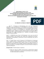 Regimento Ppgcom Definitivo ( Ppgcom Aprovado Cepex 2014 )
