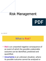 4. Risk Management(2)