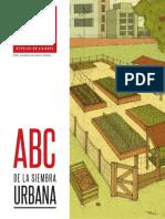 ABC de La Siembra Urbana