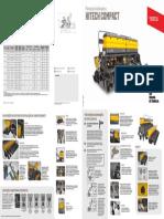 IMP Hitech Compact Plantadora Adubadora BAIXA FOP