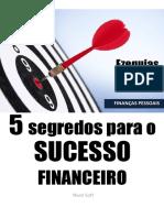 5 Segredos Para o Sucesso Financeiro
