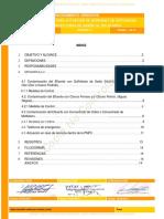 Plan Emergencia Para Actuacion Derrames Sustancias Peligrosas y Riles Fuera de Diseño Al Rio Blanco