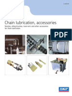 SKF Central Lube Systems for Chains