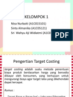 PPT Target Costing dan CPPM