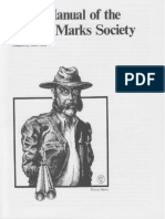 Field Manual to the Theron Marks Society