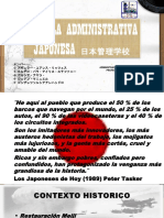 escuela administrativa a la japonesa