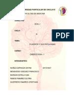 Informe Embrio II Unidad (2)Placenta