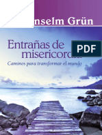 Entranas de misericordia-  Anselm Grun