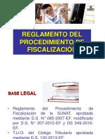 Reglamento de Fiscalizacion