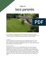 In Loco Parentis_Press Kit_March
