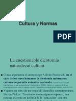 Cultura y Normas