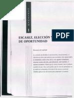 Fundamentos Economicos Paul Gregory Capitulo 1, 2(24-36) y 3