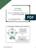 LE01_Presentación. Introducción Al Derecho. Der. Constitucional