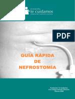 Guia Rapida Nefrostomia