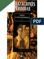 Civilizaciones Perdidas - Pompeya La Ciudad Desaparecida - Primera Parte