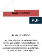 Tanque Septlco