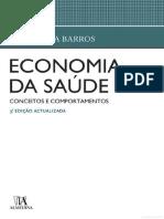 Pita Barros Econonomia Em Saúde