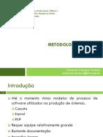Aula 04 - Metodologias Ageis