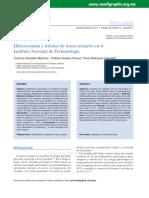 Histerectomía y Lesiones de Tracto Urinario en El Instituto Nacional de Perinatología