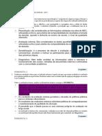 AVALIAÇÃO INSTITUCIONAL AV1