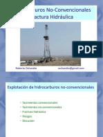 Hidrocarburos No Convencionales Fractura