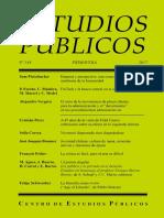 Revista Estudios Publicos 148