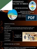 Ciencia socialpptx