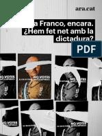 Dossier_ Contra Franco, Encara