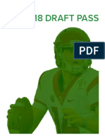 2018 Preseason Draft Guide v3