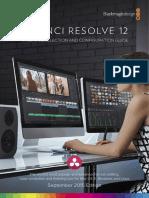 DaVinci Resolve 12 Configuration Guide