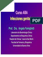 Clase Infecciones Genitales