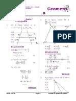 Ejercicios de geometria Scrid 2018 I