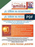 EL AMIGO DE LA FAMILIA 1 ABRIL 2018