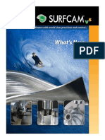 Surfcam v5 Whats New
