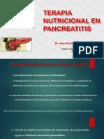 6a. Nutrición y Pancreatitis Aguda