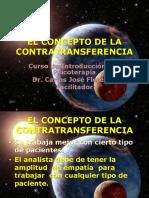 El Concepto de La Contratransferencia