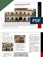 El Orden Arquitectónico en Paraguay