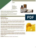 Global Nature Crafts Catalog V1 2010 Oils