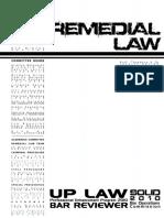 Remedial Law