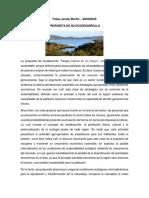 Ejemplos de Ecodesarrollo