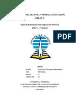 Halaman Judul Praktek PKP UT