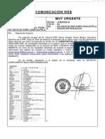CW 09 - Solicita Informacion de Transferencia de Gestion