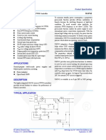 Controlador de Pulsos Sg7242 Importante
