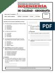 GEOGRAFÍA - 1ro Secundaria