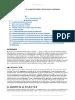 Nueva Definicion Capacidad Heuristica Su Psicologia y Su Pedagogia