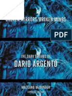 Broken Mirrors - Broken Minds the Dark Dreams of Dario Argento. (MM)