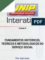 FHTMSERVIÇO SOCIAL 3 UNIP