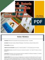 129088850 PROLEC R Bateria de Evaluacion de Los Procesos